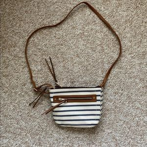 A+ striped crossbody from Target